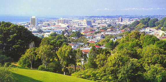 Photo Of New Plymouth City